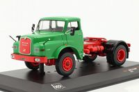 IXO MAN 19.280H 1971 Green and Red 1:43